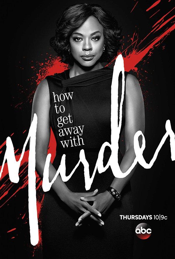 Netflix Serie - How To Get Away With Murder - Nu op Netflix