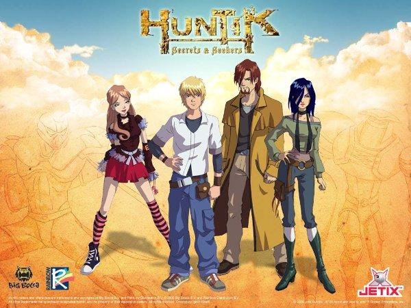 Netflix Serie - Huntik - Nu op Netflix