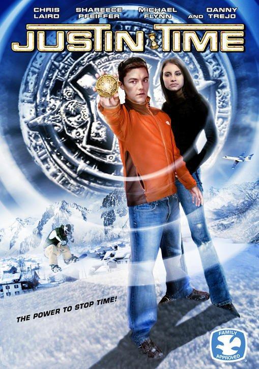 Netflix Serie - Justin Time - Nu op Netflix