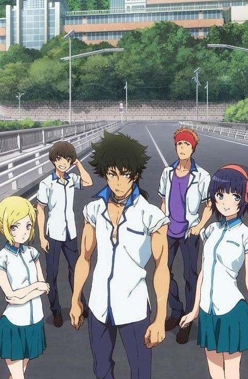 Netflix Serie - Kuromukuro - Nu op Netflix