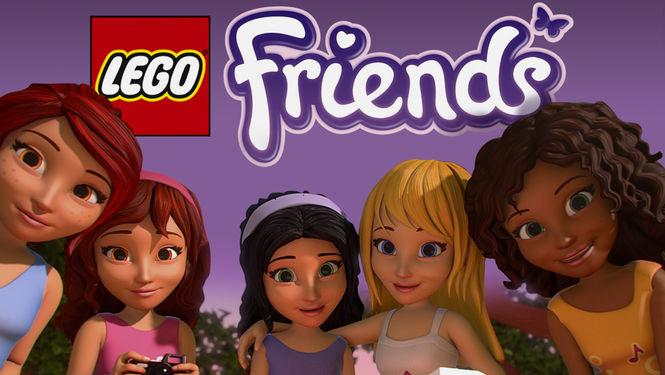 Netflix Serie - LEGO: Friends - Nu op Netflix