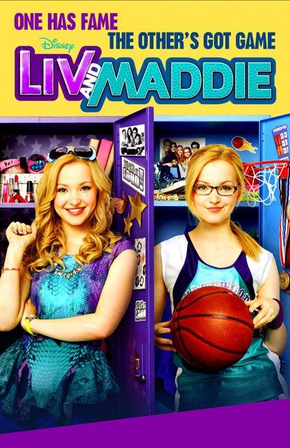 Netflix Serie - Liv and Maddie - Nu op Netflix