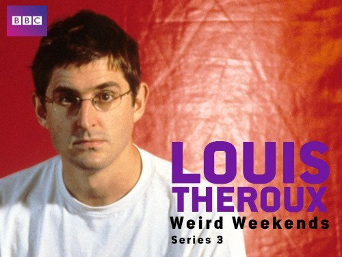 Netflix Serie - Louis Theroux's Weird Weekends - Nu op Netflix