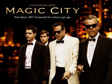 Netflix Serie - Magic City - Nu op Netflix
