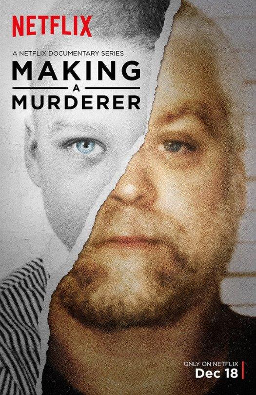 Netflix Serie - Making a Murderer - Nu op Netflix