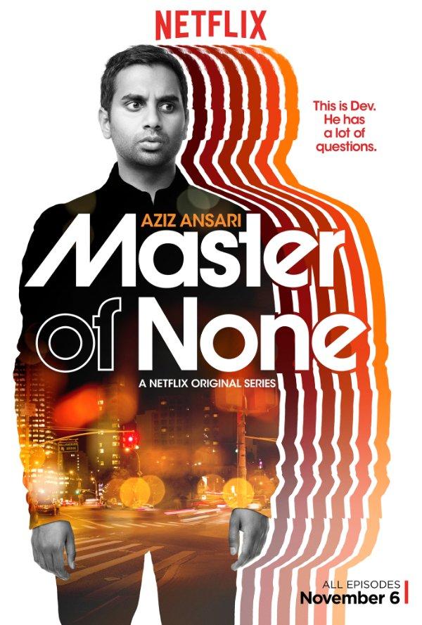 Netflix Serie - Master of None - Nu op Netflix