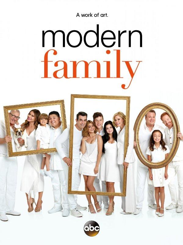 Netflix Serie - Modern Family - Nu op Netflix