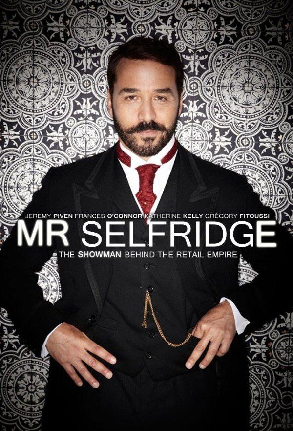 Netflix Serie - Mr Selfridge - Nu op Netflix
