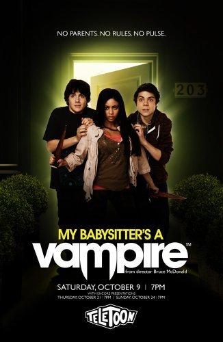 Netflix Serie - My Babysitter's a Vampire - Nu op Netflix