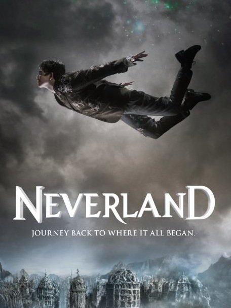 Netflix Serie - Neverland - Nu op Netflix