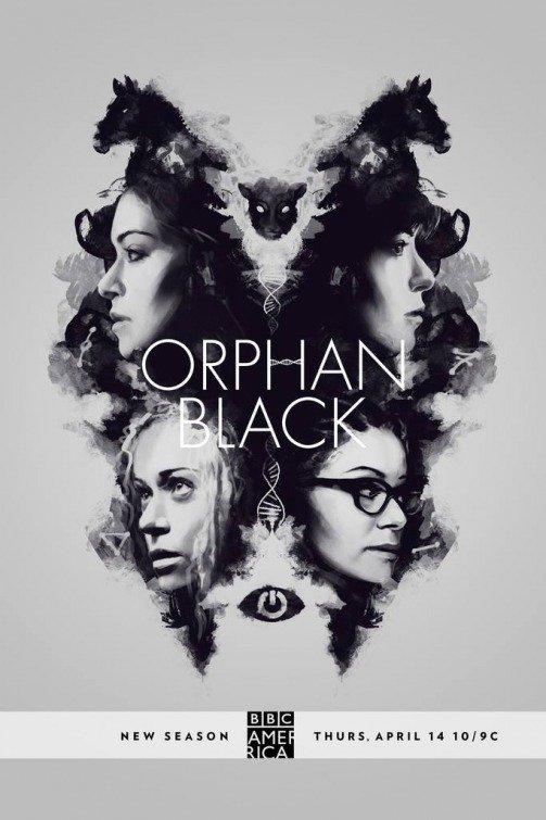 Netflix Serie - Orphan Black - Nu op Netflix