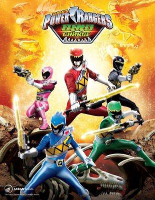 Netflix Serie - Power Rangers Dino Charge - Nu op Netflix