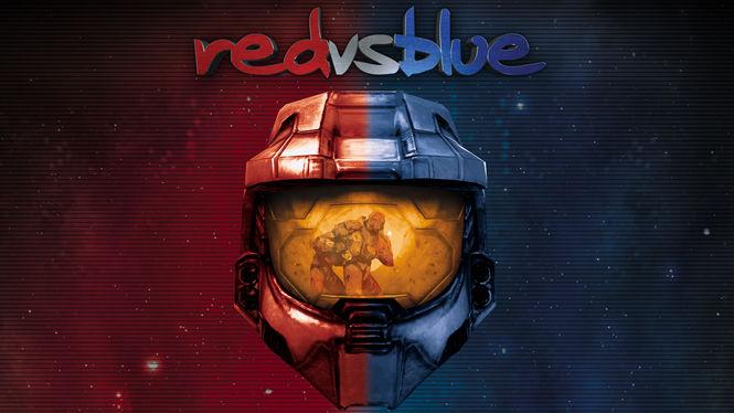 Netflix Serie - Red vs. Blue - Nu op Netflix