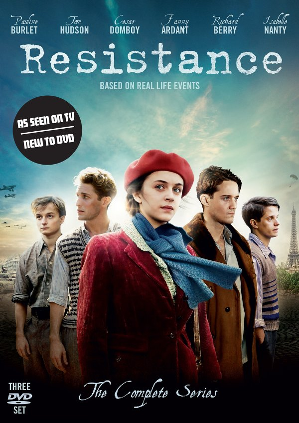 Netflix Serie - Résistance - Nu op Netflix