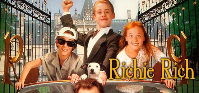 Netflix Serie - Richie Rich - Nu op Netflix