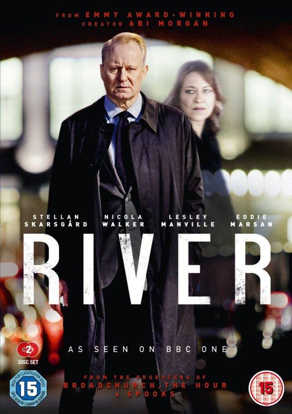 Netflix Serie - River - Nu op Netflix
