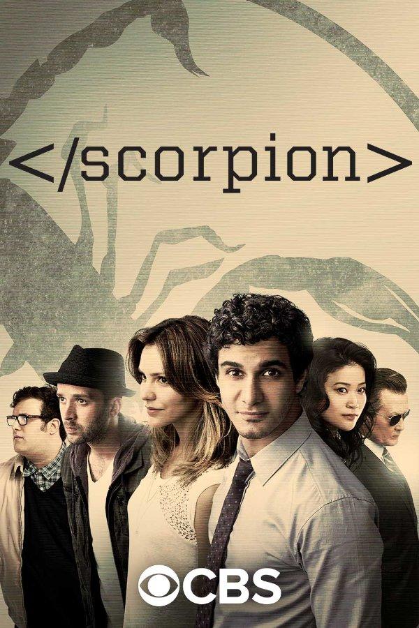 Netflix Serie - Scorpion - Nu op Netflix