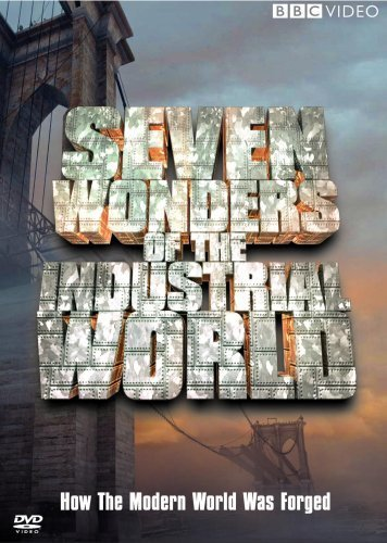 Netflix Serie - Seven Wonders of the Industrial World - Nu op Netflix