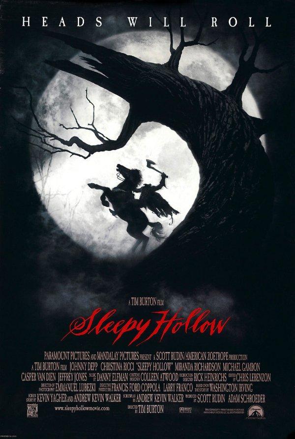 Netflix Serie - Sleepy Hollow - Nu op Netflix
