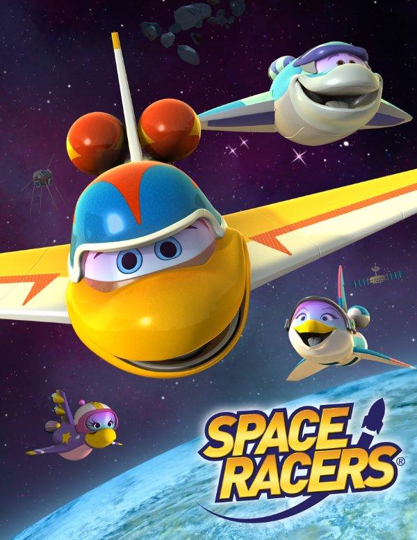 Netflix Serie - Space Racers - Nu op Netflix