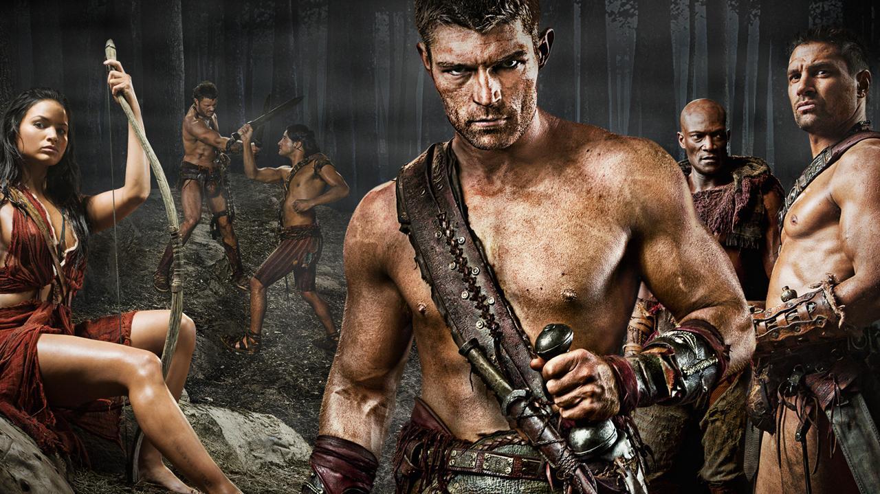 Netflix Serie - Spartacus - Nu op Netflix