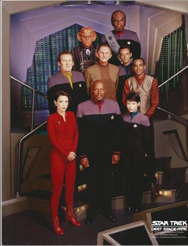 Netflix Serie - Star Trek: Deep Space Nine - Nu op Netflix