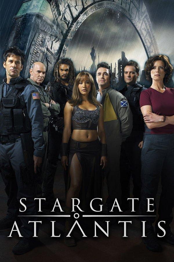 Netflix Serie - Stargate Atlantis - Nu op Netflix