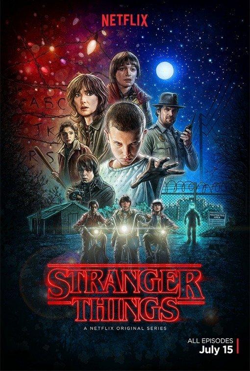 Netflix Serie - Stranger Things - Nu op Netflix
