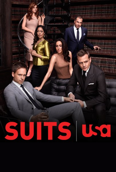 Netflix Serie - Suits - Nu op Netflix