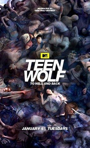 Netflix Serie - Teen Wolf - Nu op Netflix