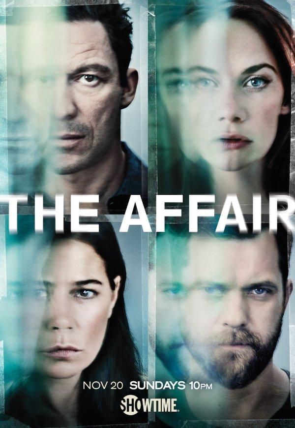 Netflix Serie - The Affair - Nu op Netflix