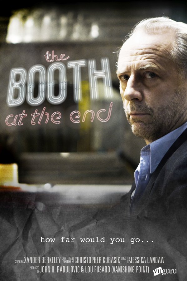 Netflix Serie - The Booth at the End - Nu op Netflix