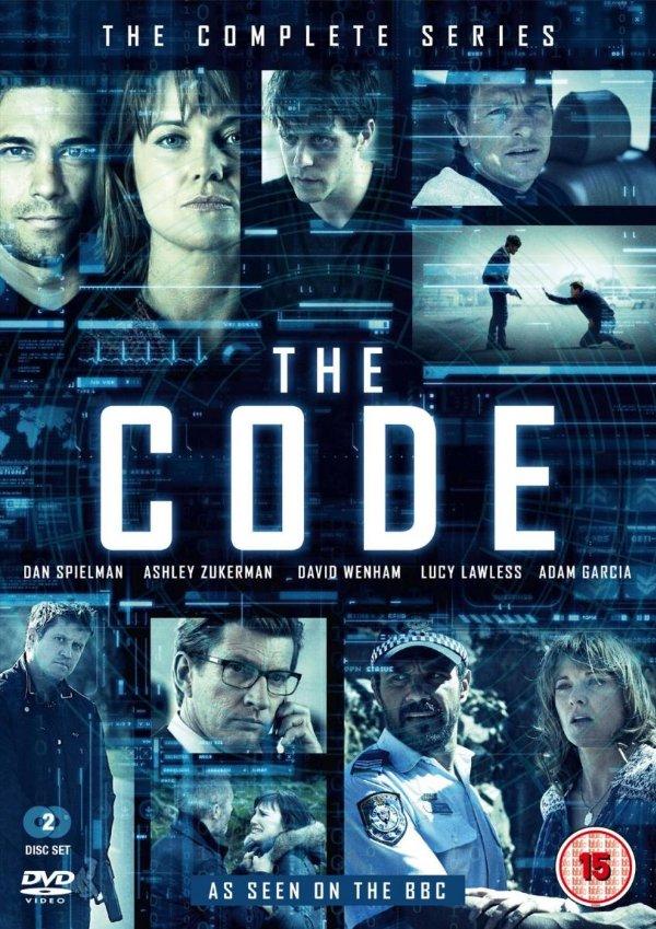 Netflix Serie - The Code - Nu op Netflix