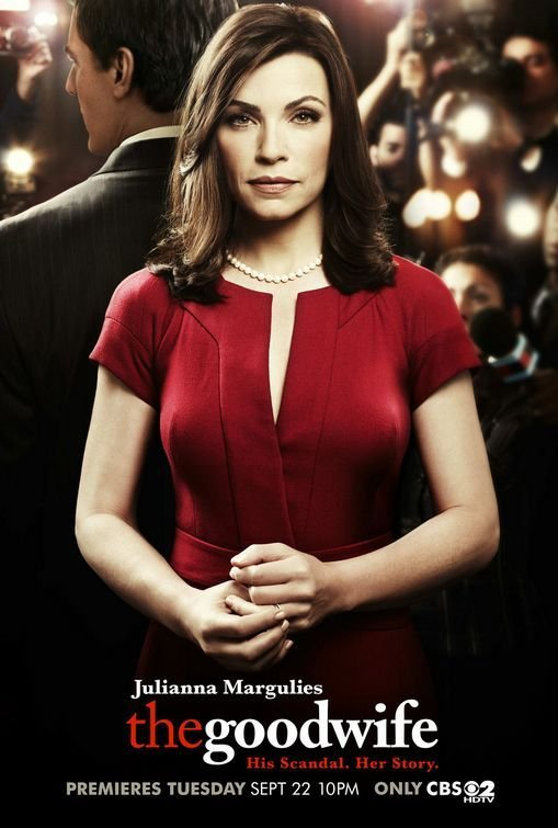 Netflix Serie - The Good Wife - Nu op Netflix