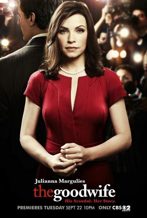 Netflix Serie - The Good Wife - Nu op Netflix