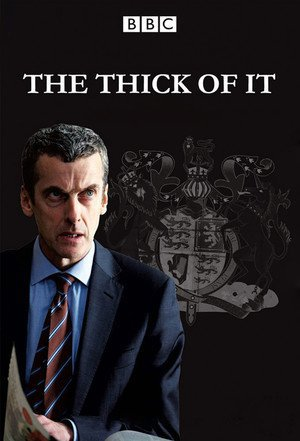 Netflix Serie - The Thick of It - Nu op Netflix