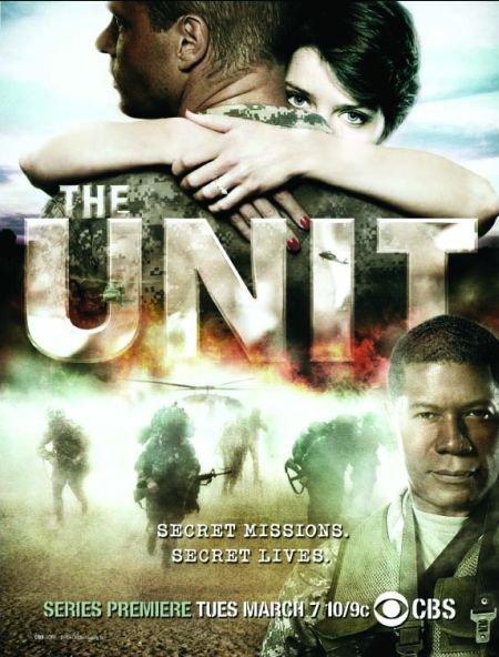 Netflix Serie - The Unit - Nu op Netflix