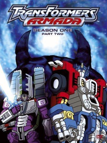 Netflix Serie - Transformers: Armada - Nu op Netflix