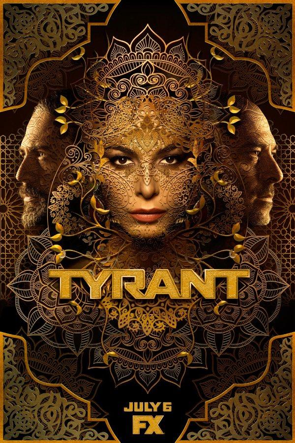 Netflix Serie - Tyrant - Nu op Netflix
