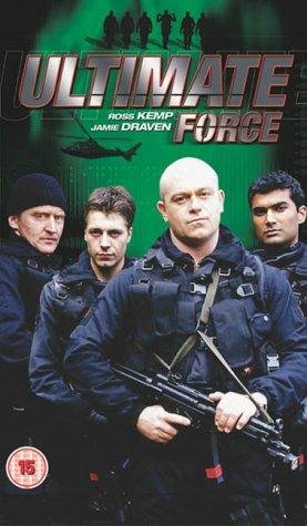 Netflix Serie - Ultimate Force - Nu op Netflix