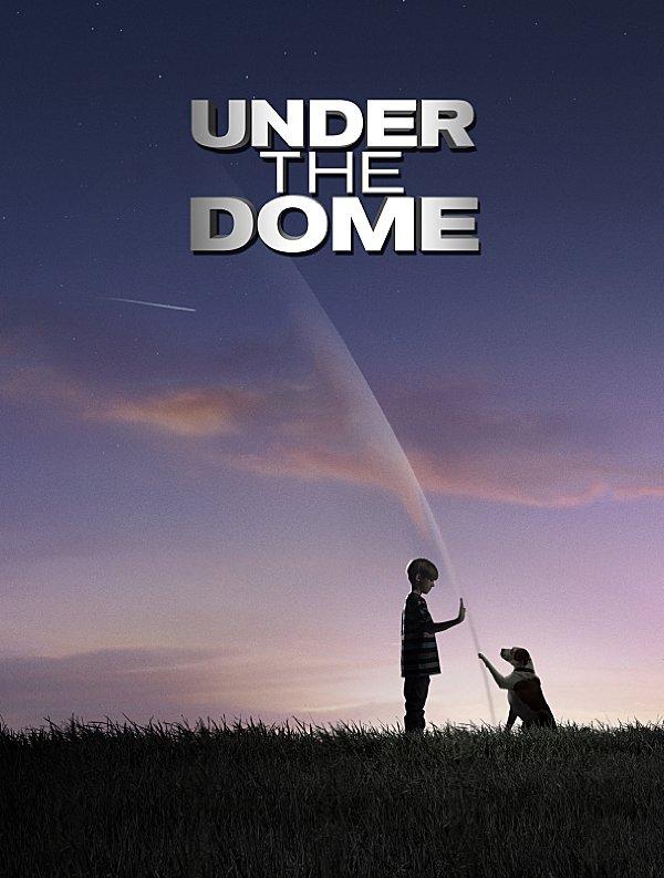 Netflix Serie - Under the Dome - Nu op Netflix