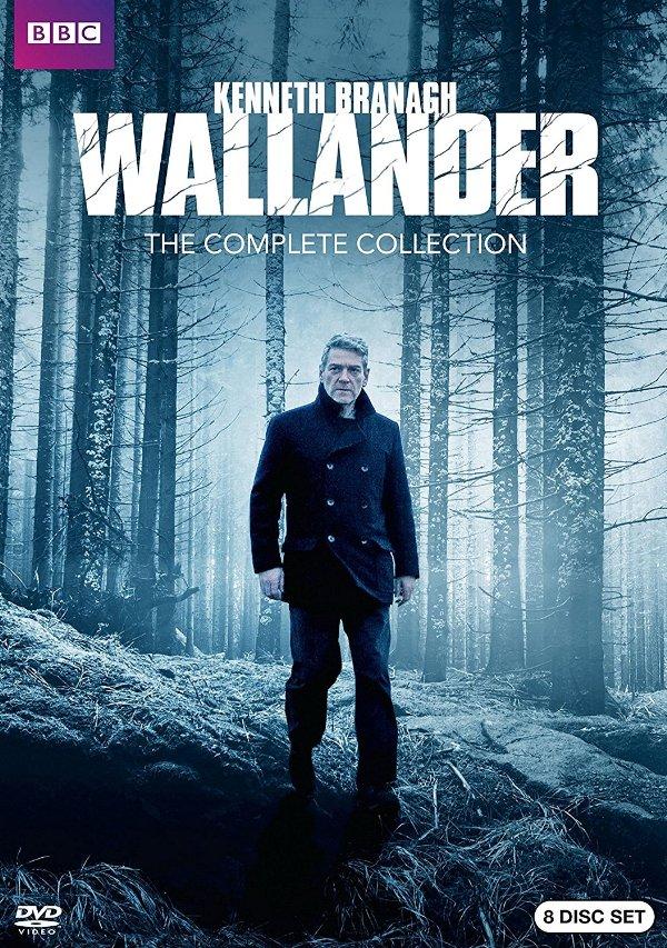 Netflix Serie - Wallander - Nu op Netflix