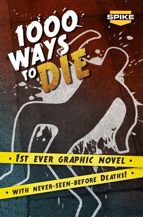 Netflix Serie - 1000 Ways to Die - Nu op Netflix