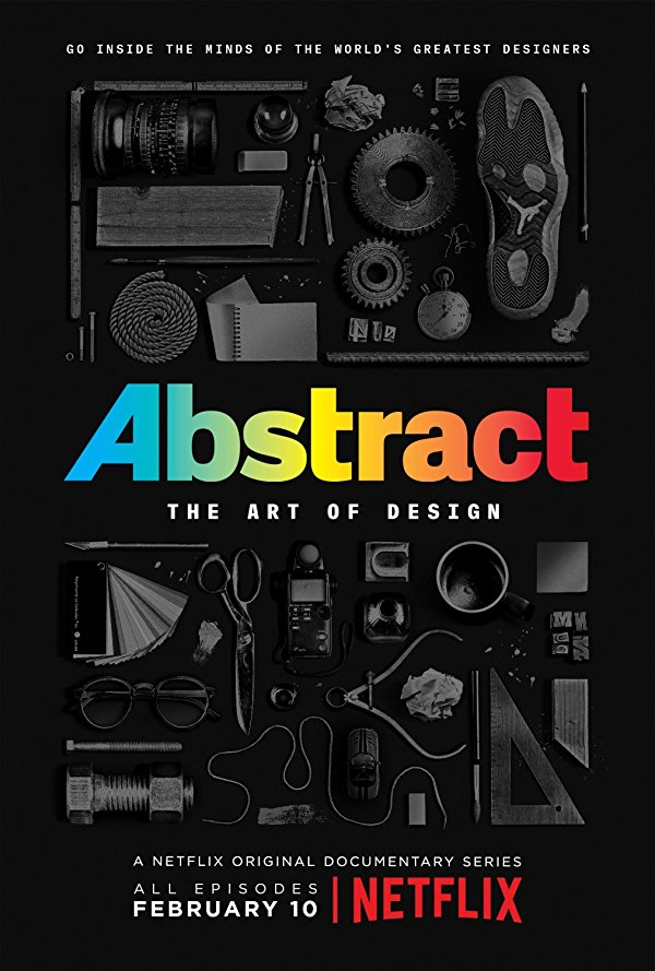 Netflix Serie - Abstract: The Art of Design - Nu op Netflix