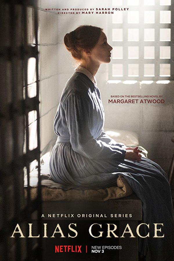 Netflix Serie - Alias Grace - Nu op Netflix