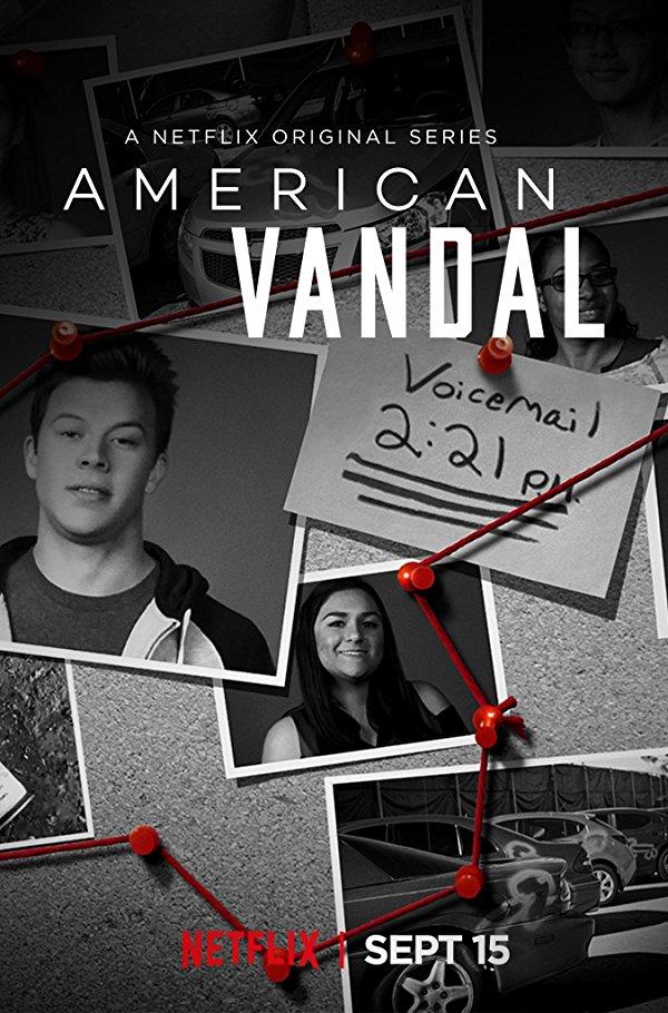 Netflix Serie - American Vandal - Nu op Netflix