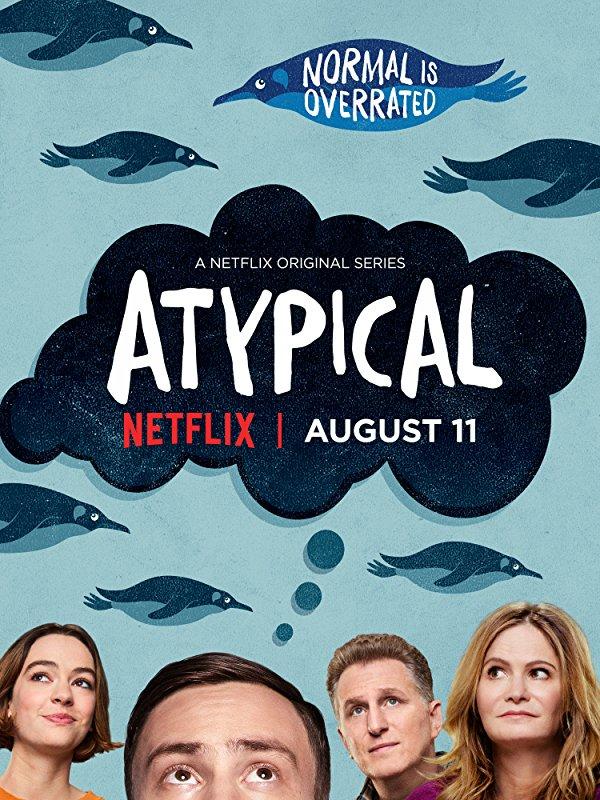 Netflix Serie - Atypical - Nu op Netflix
