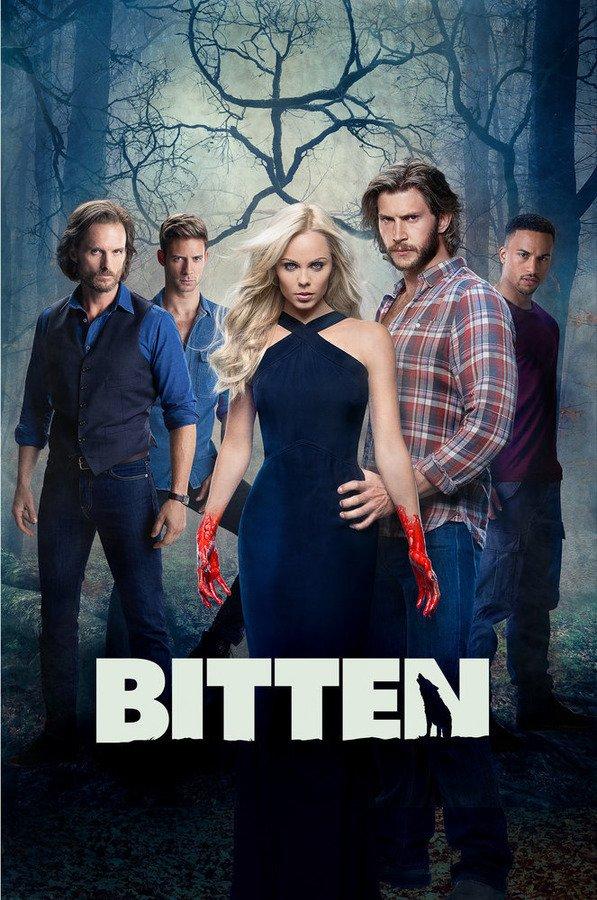 Netflix Serie - Bitten - Nu op Netflix