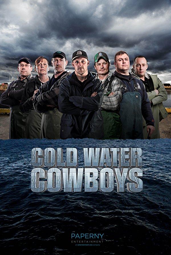 Netflix Serie - Cold Water Cowboys - Nu op Netflix