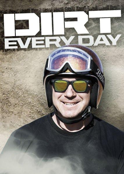 Netflix Serie - Dirt Every Day - Nu op Netflix